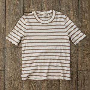 madewell lofi tee in stripe